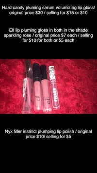 Lipsticks / lip glosses