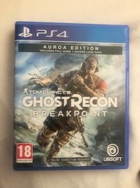 Ghost Recon Breakpoint ps4 Mamak, 06620