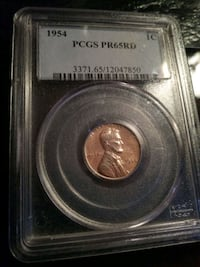 1954 Specialty Penny Proof (Color)