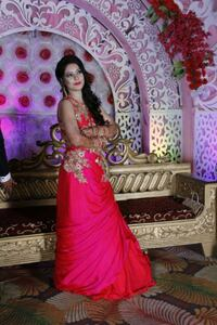 evening gown Bhopal