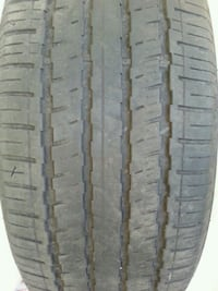 4 BARELY USED ALL SEASON TIRES
