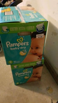 192 Ct Size 2 Diapers  Oconomowoc, 53066