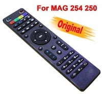 NEW Remote Control For Mag 250 Mag 254 IPTV Set Top Boxes Mississauga