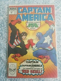 Comic book New York