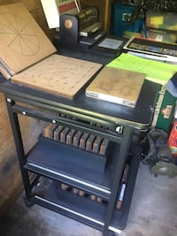 Large professional die cutter Brighton township, 48114