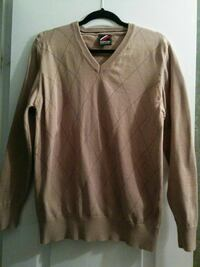 Men's casual  v-neck sweater