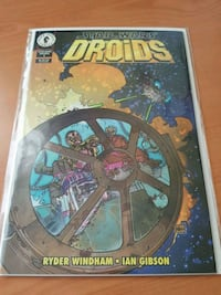 #1 STAR WARS DROIDS comic book  Toronto, M3C 4J1