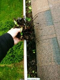 Gutter Cleaning, sealing, repairs, & Downspouts   Vaughan