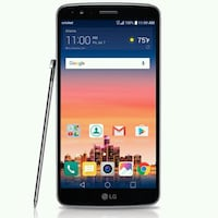 Unlocked LG Stylo 3 Excellent Condition  2305 mi