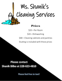 House cleaning Biloxi