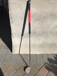 WINN - Black Spider Pitching Wedge - Perfect Condition