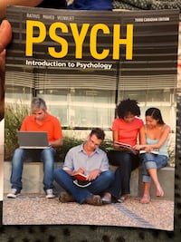 Introduction to Psychology London, N5V 4C3