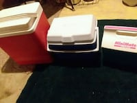 3 Coolers for 1 Arnold