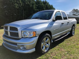 2003 Dodge Ram 1500 Pickup Laramie Regular Cab SWB