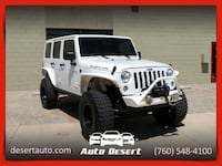 2016 Jeep Wrangler Unlimited 4WD 4dr Rubicon Palm Desert