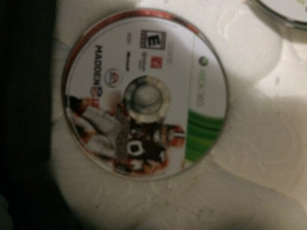 Xbox 360 Madden NFL 15 game disc