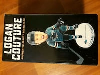 Logan Couture bobblehead figure box