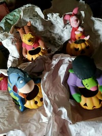 Winnie the pooh ceramic collection  Frederick
