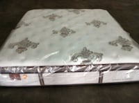 Brand New king mattress eurotop.delivery 50$