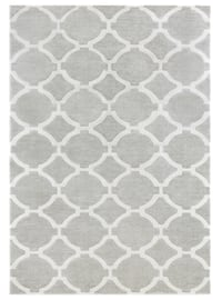 Large white and grey area rug Vaughan, L4J 0H9