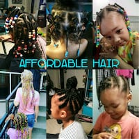Affordable hair
