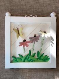 Girls butterfly wall art room decor Sherwood, 97140
