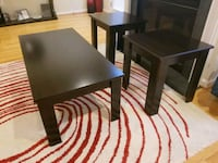 Coffee table and end table set Ashburn, 20148