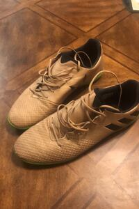 Adidas Gold Adipure a Indoor's