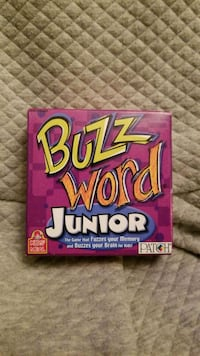 Kids' Game Buzzword Jr. Livermore, 04253