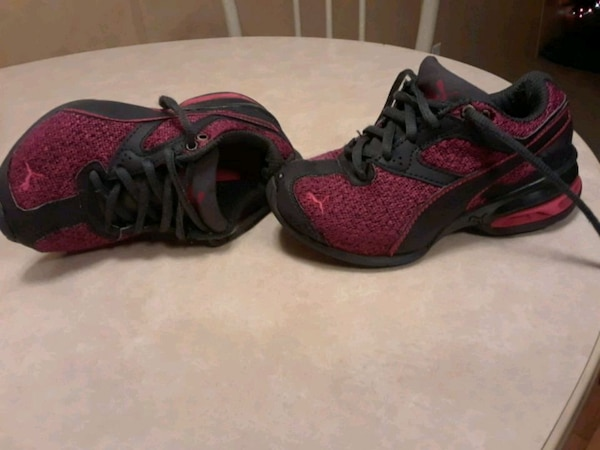 7937a7ab63f5 Used Girls puma size 11c for sale in Somerset - letgo