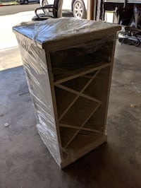Wine rack with drawer Torrance, 90503