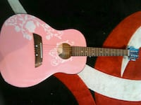 white and pink ,brown electric guitar Saskatoon, S7R 1E9