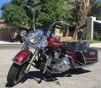 2002 Harley Road King