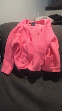Tommy Hilfiger pink knitted sweater Edmonton, T5G