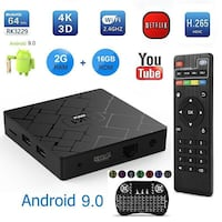 THE BEST ANDROID TV BOX LIVE TV MOVIES PPV CABLE SPORTS IPTV Montréal, H2X 2K3
