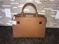 Michael Kors Leather Satchel (NEVER USED)  Ottawa, K4A 0W3