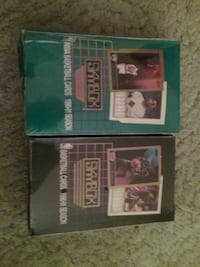 NBA Skybox cards 1990-1991 Wilkes-Barre Township