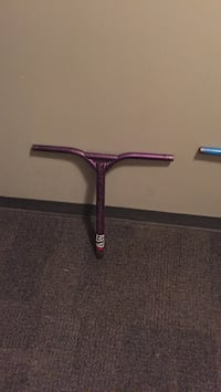 purple kick scooter handle bar Brock, L0K 1A0