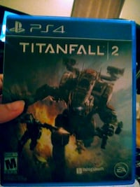 Titanfall 2 PS4 game case 719 km
