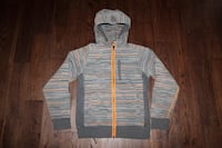 Men's Size Small Lululemon Jacket, Zip Hoodie Hamilton, L9G 0G6