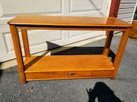 Console table and side table  Lanham, 20706