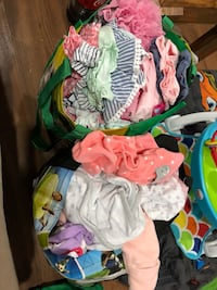 Baby girl clothes 0-3 Richmond Hill, L4E 0T7