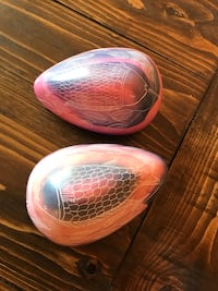 Genuine Besmo soap stone egg containers product handcrafted in Kenya Mission, V2V 5C1