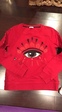 Kenzo sweater size small Vancouver, V5W 3P7