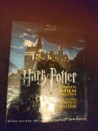 All 8 Harry potter films on Blu-ray mint condition Windsor, N8Y