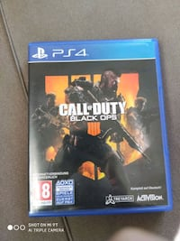 Call Of Duty CoD Black Ops 4 ps4 konsol oyunu