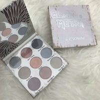 Crown Pro Glam Metals Eyeshadow Palette Toronto, M4J 4N3