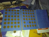 Lincoln cent starts at 1941-1962 566 mi
