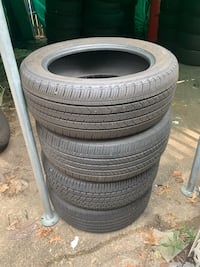 Used tires 215/55r17 Collingdale, 19023