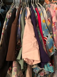 women's assorted-color clothes lot 2237 mi